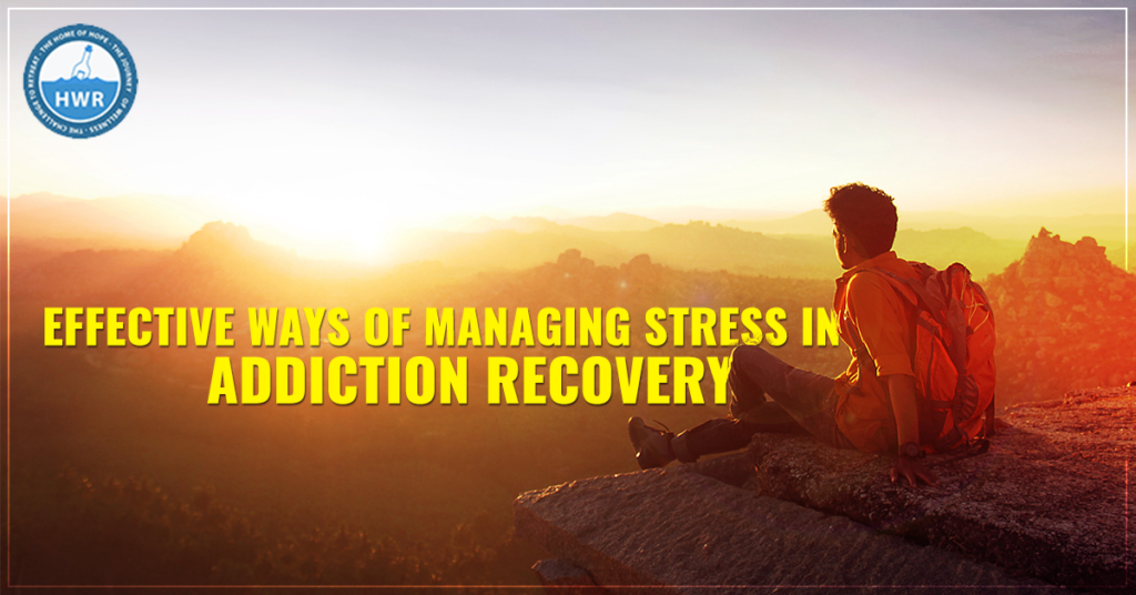 rehabilitation centre in Siliguri  with the view of stress management and addiction recovery