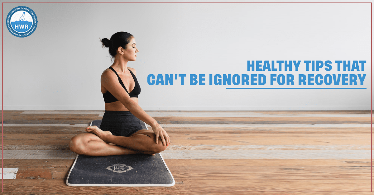rehab center in Siliguri with healthy tips