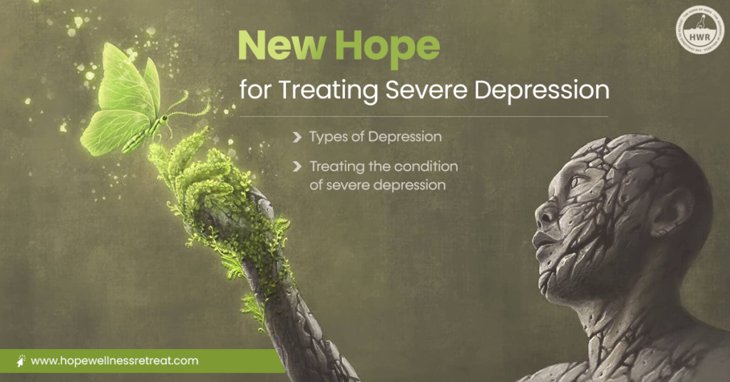 psychiatric care in Siliguri with Types of depression